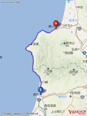 2016津軽半島1
