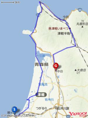 2016GW津軽半島2