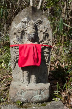 松尾寺の石仏