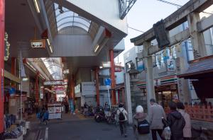 瓢箪山商店街