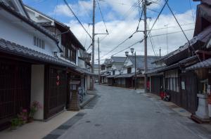 篠山 河原町商店街