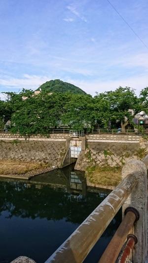 鳥取市出会橋