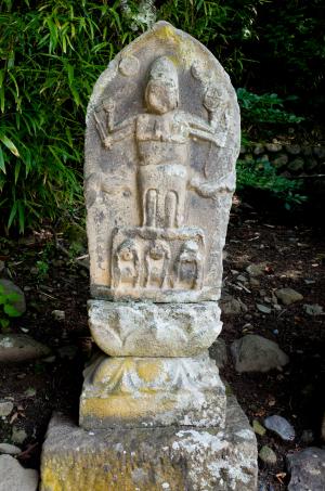 保福寺の石仏