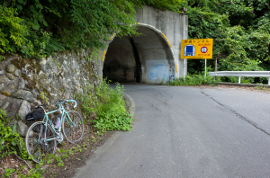 青木峠(明通トンネル)
