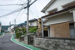 松本市内 下宿屋