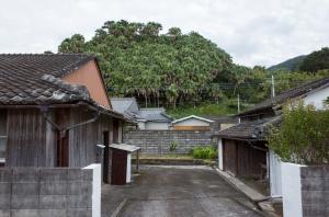 辺塚の民家