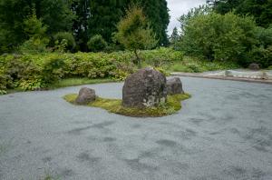 安泰寺の石庭